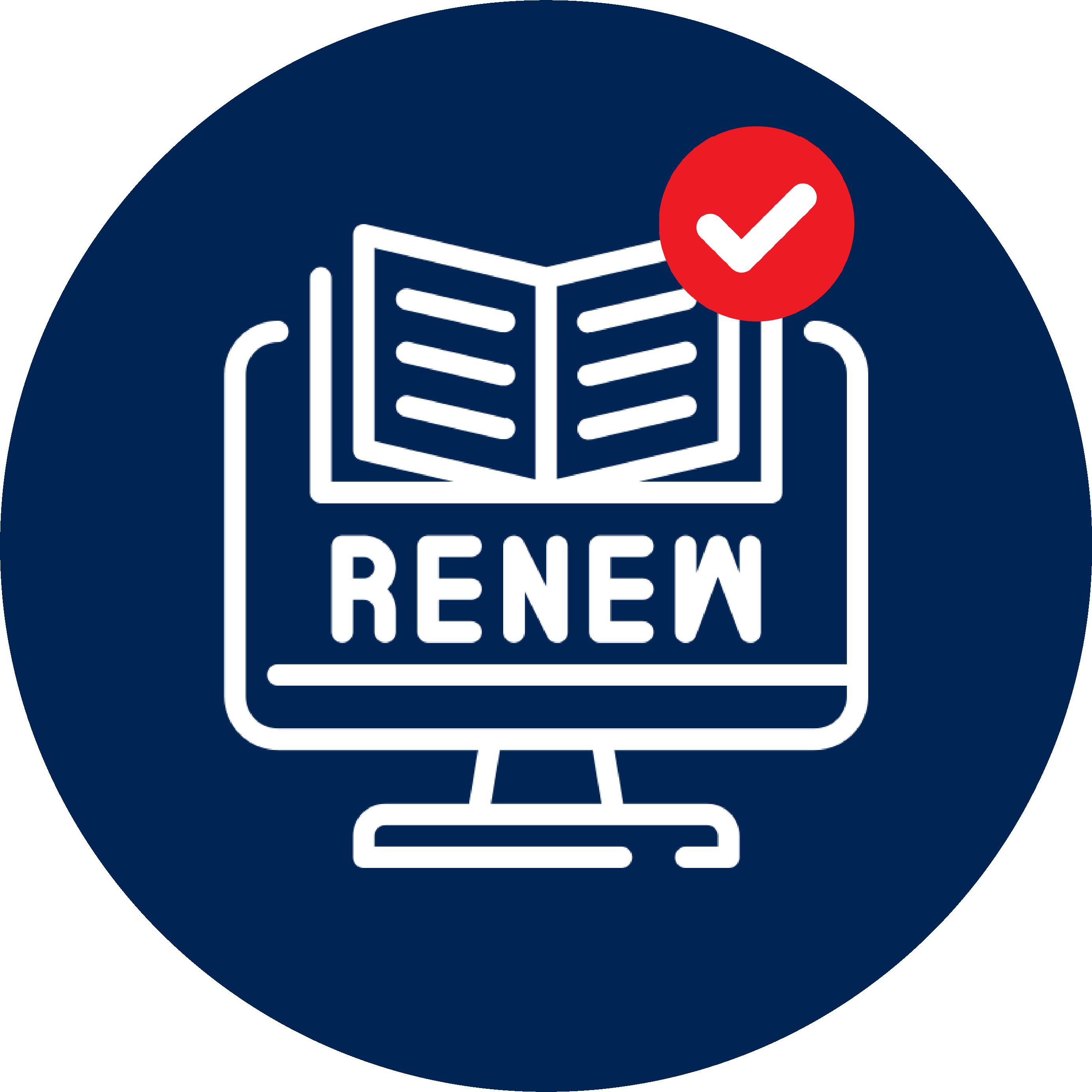 Book Renewal